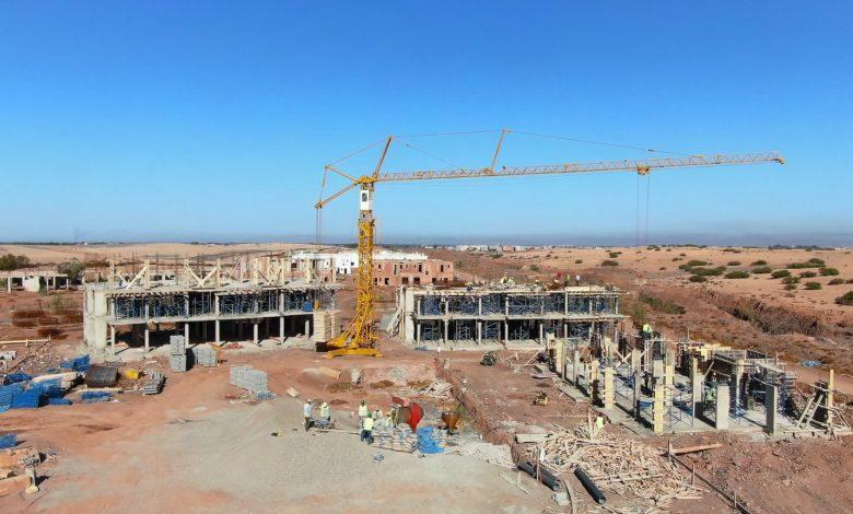 تسليم 217 وحدة سكنية وفندقية ضمن مشروع منتجع الامارات