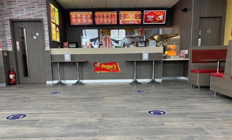 مطعم بيبيز بيري بيري يفتتح فرعه الجديد في دبي