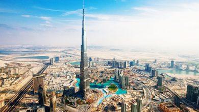 وسط دبي