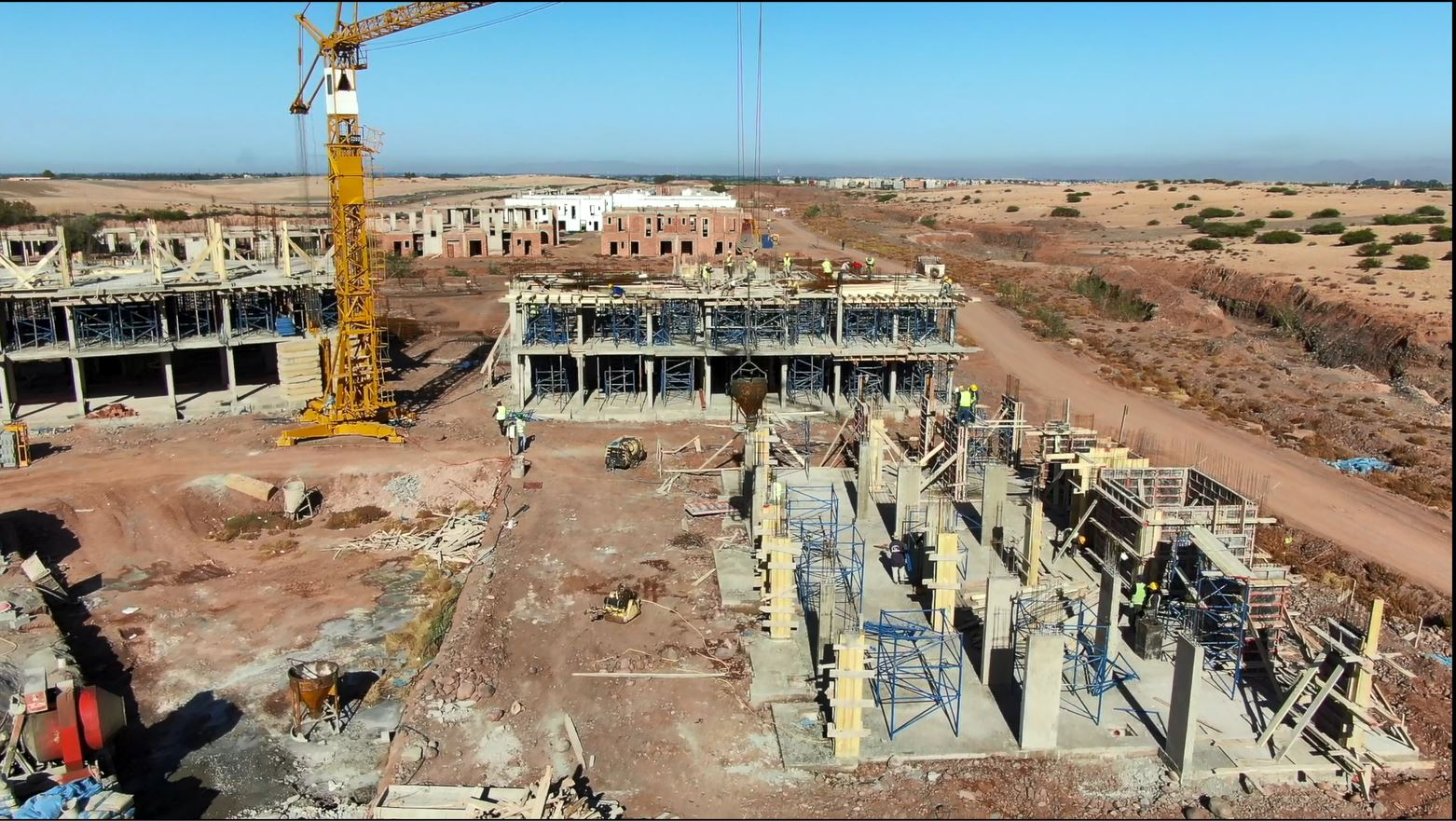 مشروع منتجع الامارات