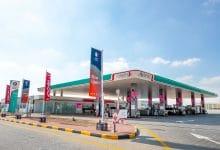 مجموعة اينوك تفتتح محطة خدمة جديدة في إمارة عجمان
