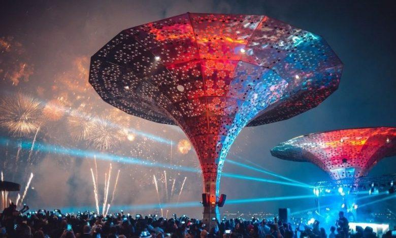 عروض فندق روزوود أبوظبي إحتفالاً بليلة رأس السنة 2021