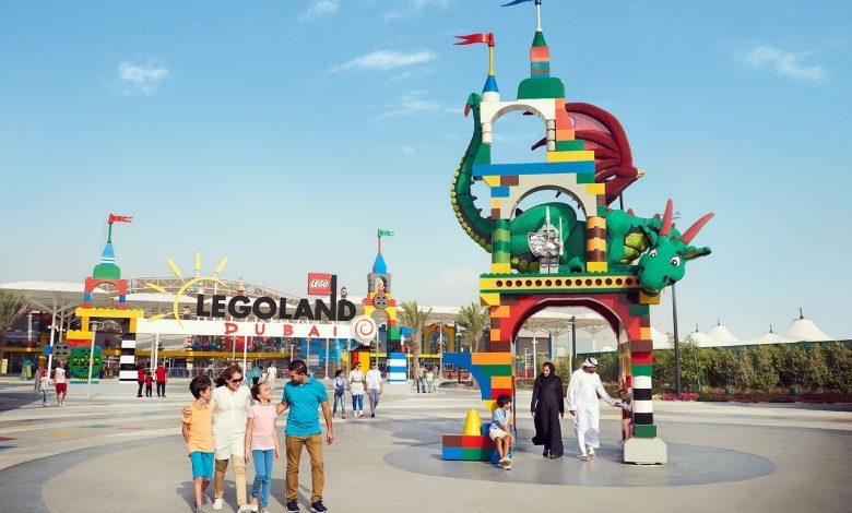 ما الجديد في منتزه ليجولاند دبي بعد إعادة فتح أبوابه ؟