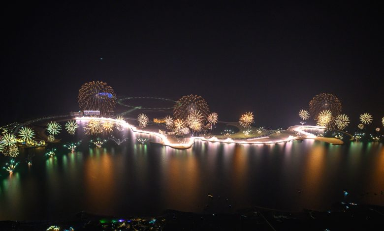 Ras Al Khaimah NYE 2020 celebrations