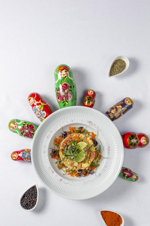 عروض مطعم ماتروشكا إحتفالاً بليلة رأس السنة 2021