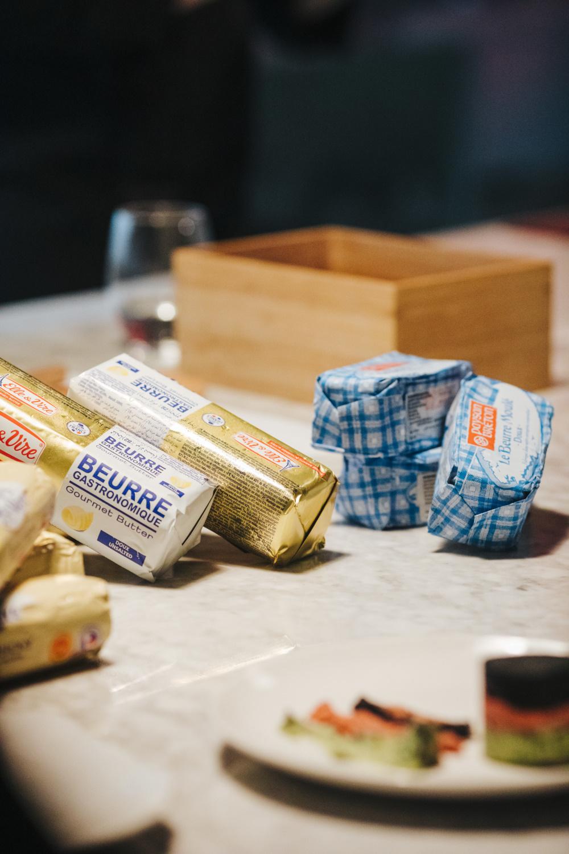 أنواع الزبدة الفرنسية
