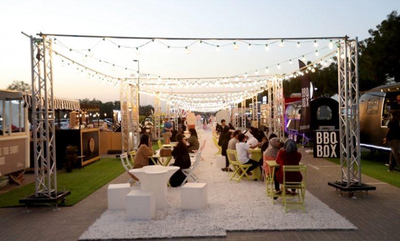 تعرفوا على سوق مهرجان دبي للتسوق في الخوانيج 2020