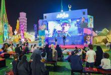 صورة عالم ماجد تشارك في فعاليات مهرجان الشيخ زايد التراثي 2020