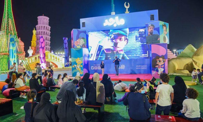 مهرجان الشيخ زايد التراثي 2020
