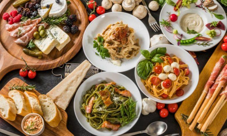 إستكشفوا ألذ المأكولات الإيطالية ضمن أسبوع المطبخ الإيطالي 2020
