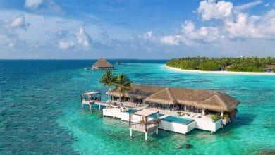 منتجع جزيرة فيلا المالديف