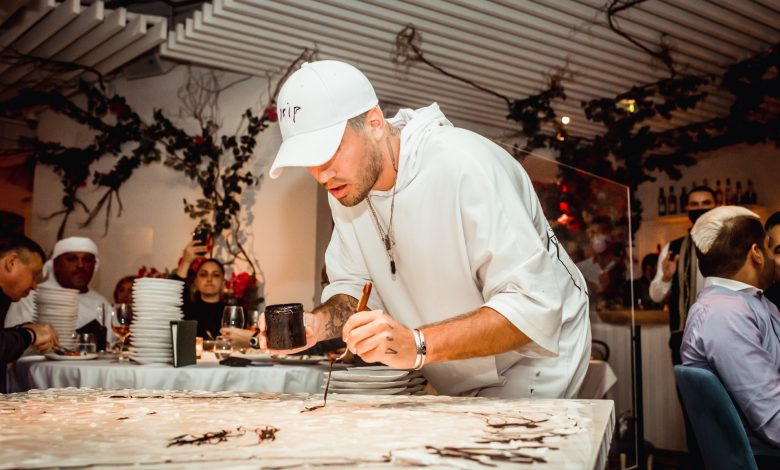 مطعم أوبا ينظم مبادرة خيرية مميزة بالتعاون مع الفنان مارك ريوس