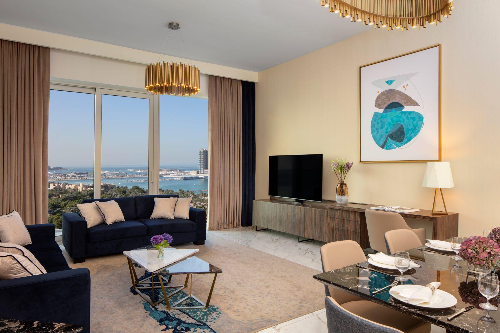 فندق وأجنحة أفاني بالم فيو دبي