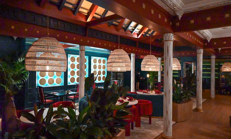 مطعم بينجارونج