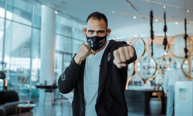 Santiago Ponzinibbio returns to motion on the UFC on January 16