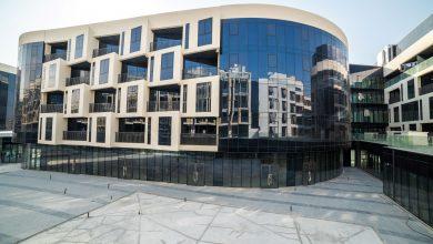 المباني السكنية و التجارية في الملتقى أفنيو جاهزة للتسليم في فبراير 2021