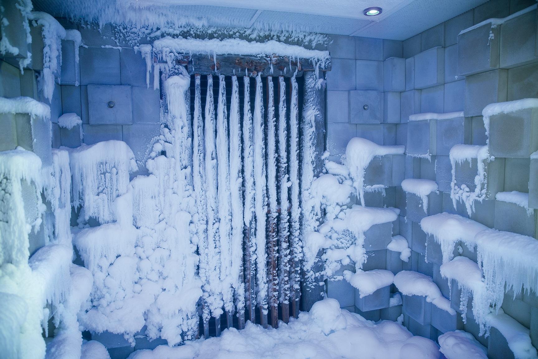 غرفة الثلج