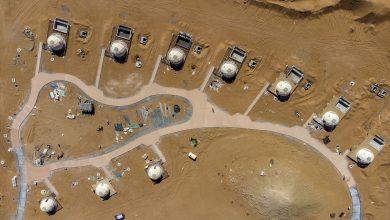 قريبا إفتتاح مشروع نزل القمر في صحراء منطقة مليحة الأثرية