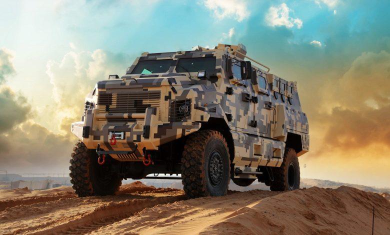 مجموعة ستريت الإماراتية تطلق أربع مركبات جديدة مصنعة محلياً