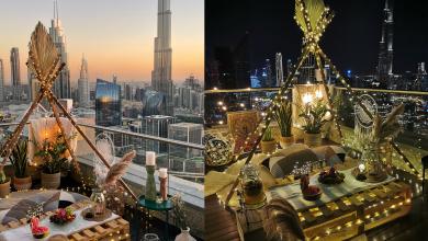 فندق شانغريلا دبي ينظم أمسيتين فلاي مي تو ذا مون و بوهيميان شيك