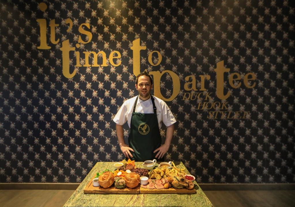 مطعم ذا داك هووك يقدم قائمة تشاركية شهية إحتفالاً بعيد الحب 2021