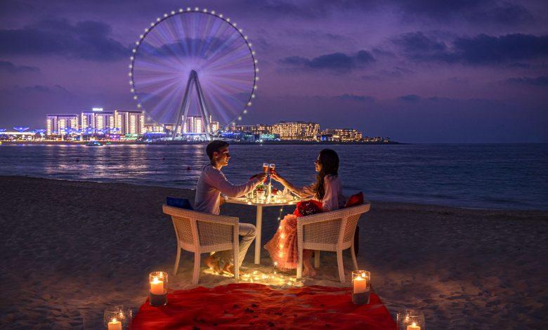 The Ritz-Carlton, Dubai – Valentines Beach Set Up v2jpg (1)
