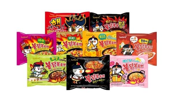 شركة Samyang Foods