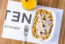مطعم إيتن إربن كيتشن يقدم وجبة شهية إحتفالاٌ بالفالانتاين