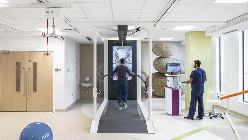 مستشفى التأهيل التخصصي