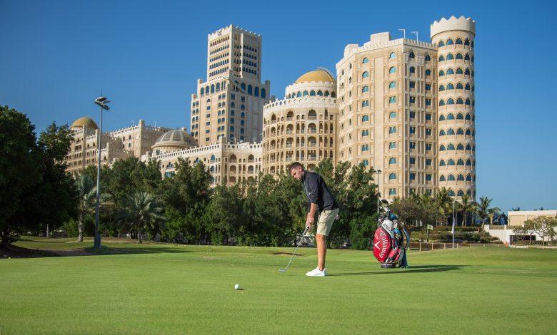 نادي الحمرا للجولف ينظم أول بطولة جولف لمدة 24 ساعة في المنطقة