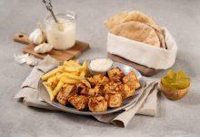 مطعم ملك الطاووق