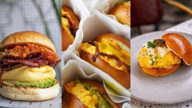 أفضل 5 مطاعم حيث يمكنك تناول البرغر أو السندويتشات على الفطور في دبي