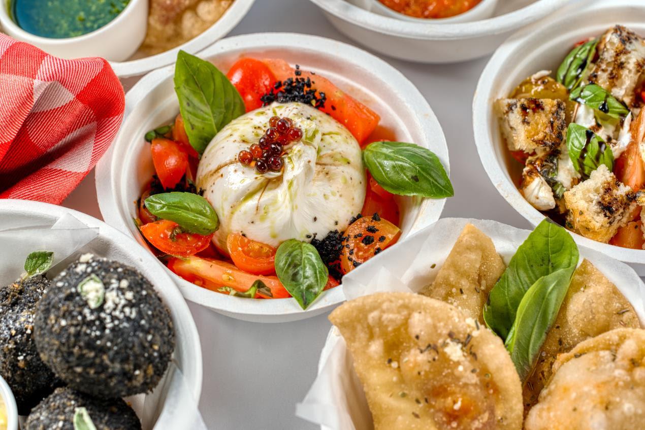 مطعم تيرازا باي ألورو الإيطالي
