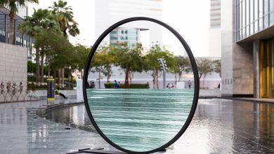 إفتتاح معرض آرت دبي 2021 في مركز دبي المالي العالمي