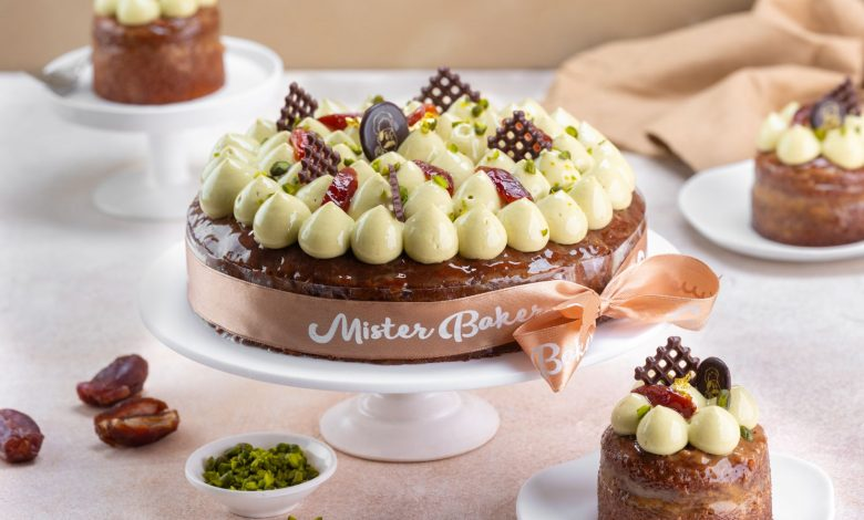 متجر الحلويات مستر بيكر يطلق أطباقه المخصصة لرمضان 2021