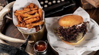 مطعم ويسلودج صالون دبي يطلق قائمة برغر جديدة