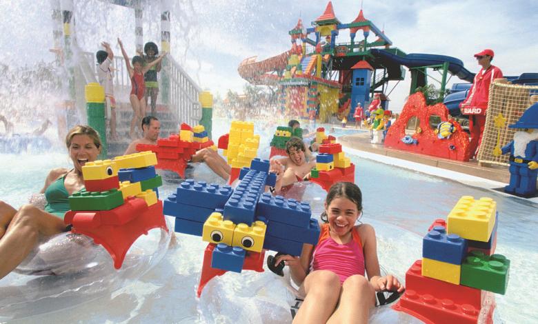 حديقة الألعاب المائية ليجولاند ووتر بارك تقتتح أبوابها خلال عطلة الربيع 2021