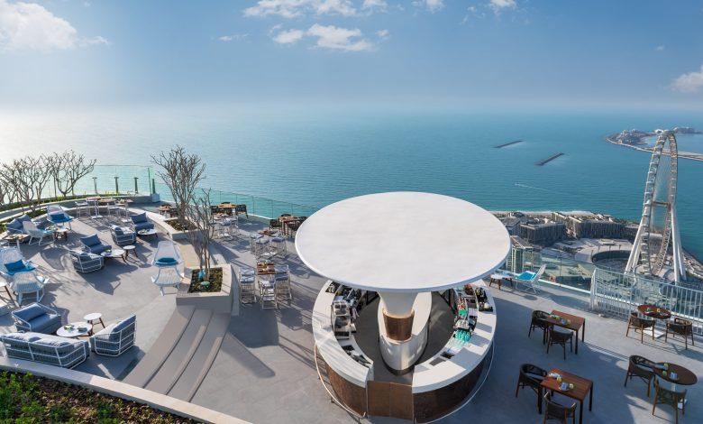 Address Beach Resort, floor 77 – 5-min