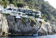 Capri Palace_Il Riccio Restaurant & Beach Club
