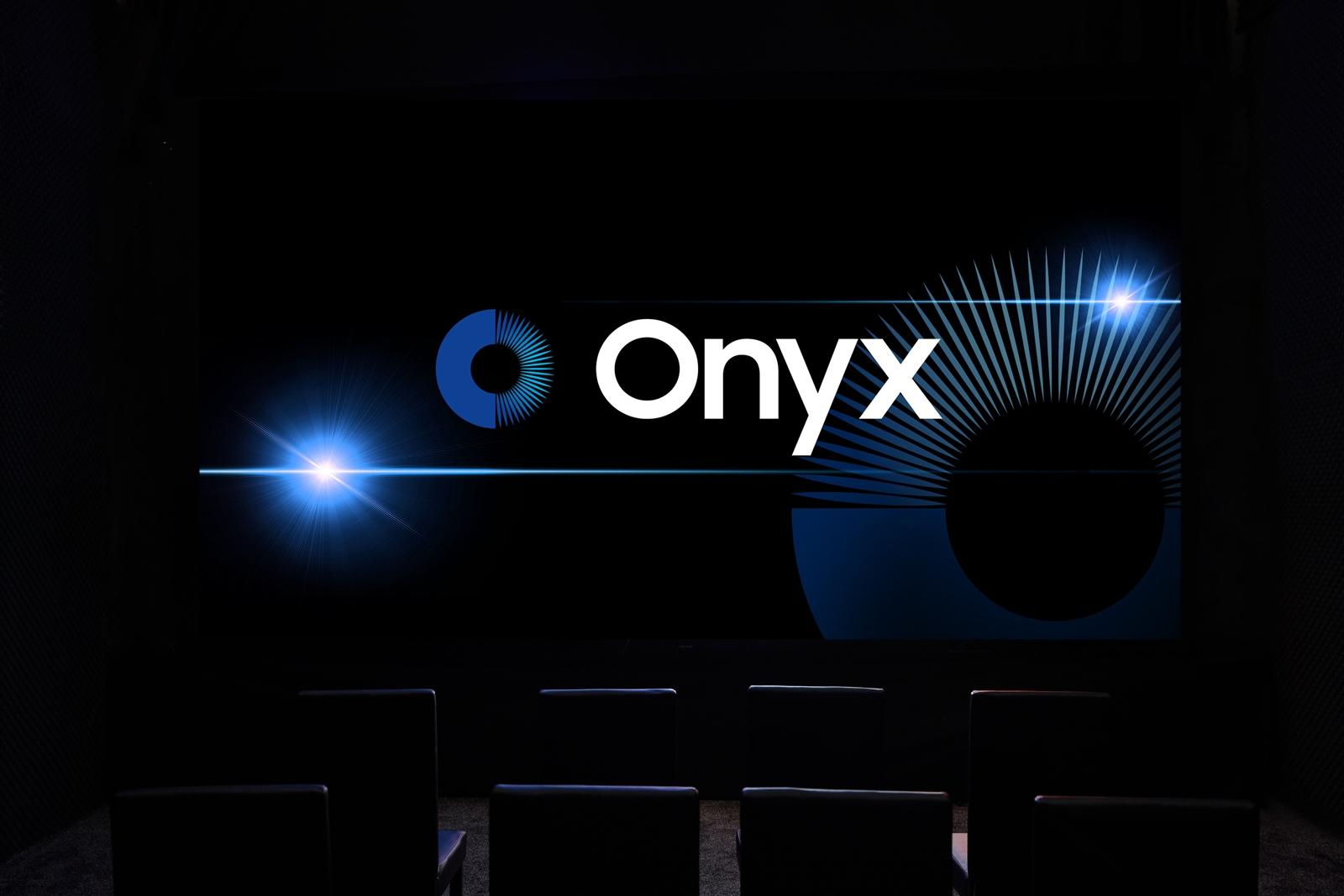 شاشة ONYX Cinema LED