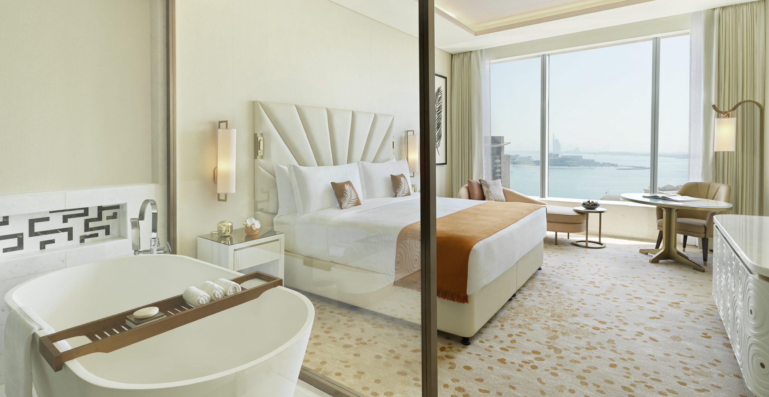 فندق سانت ريجيس دبي، النخلة