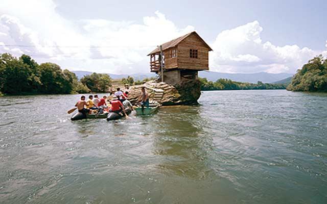 برنامج سياحي في صربيا