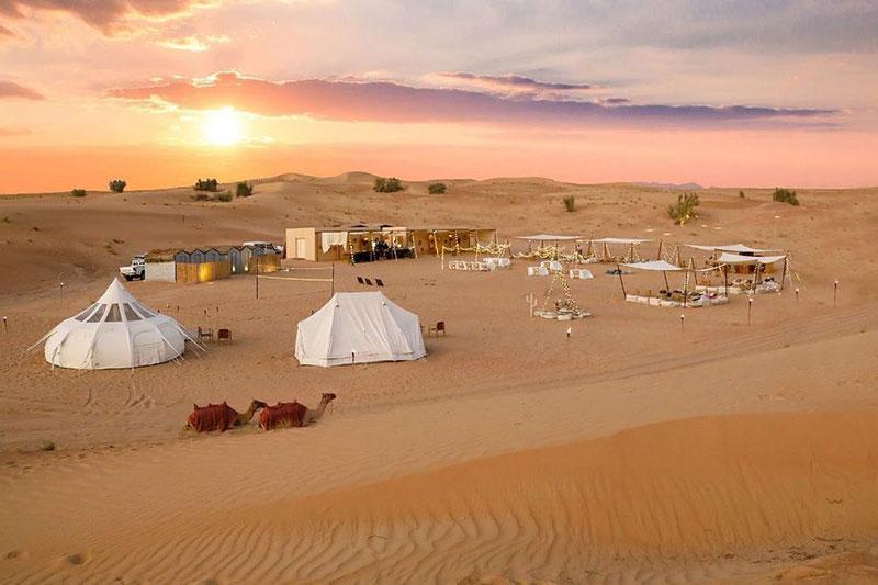مخيم سونارا