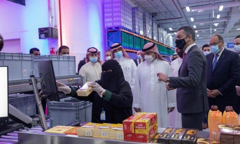 ماجد الفطيم تفتتح أول مركز آلي لتحضير الطلبات عبر الإنترنت في السعودية