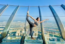 Enjoy yoga in the sky at The View at The Palm (1)