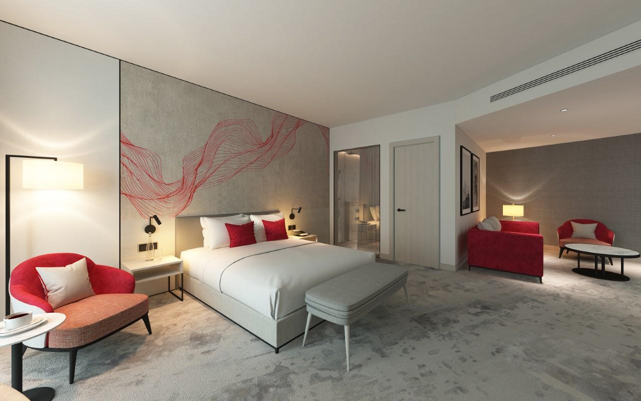 فندق وأجنحة رمادا من ويندام لاهور كوبر رود