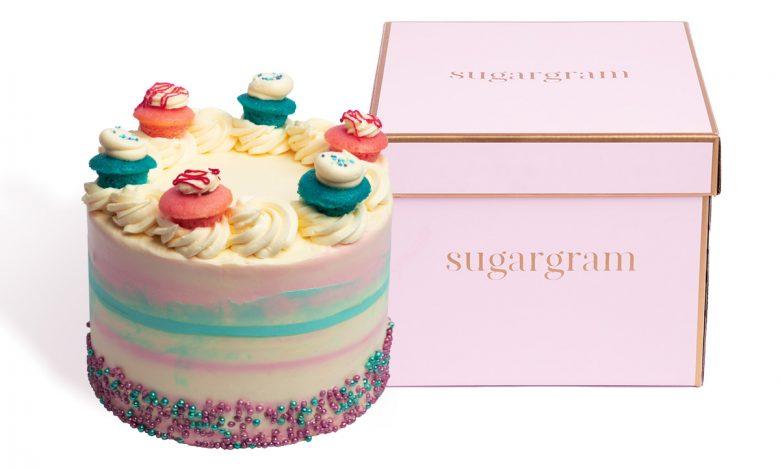 علامة Sugargram تقدم تشكيلتها الخاصة من قوالب كيك الإعلان عن جنس المولود