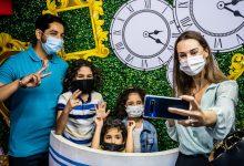 عروض و انشطة فستيفال بلازا ضمن مفاجآت صيف دبي 2021