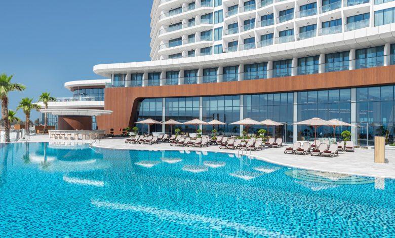 فندق هامبتون من هيلتون جزيرة المرجان