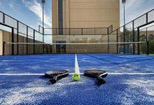 Padel Court at DoubleTree by Hilton Resort & Spa Marjan Island__